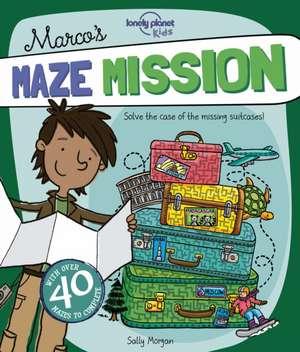 Marco's Maze Mission de Lonely Planet Kids