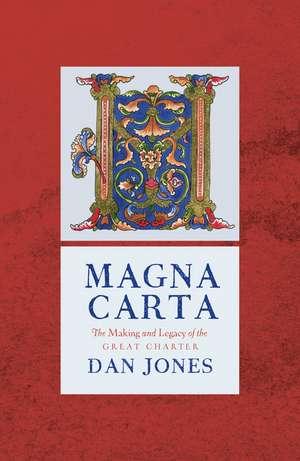 Magna Carta de Dan Jones