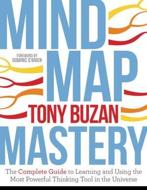 Mind Map Mastery de Tony Buzan