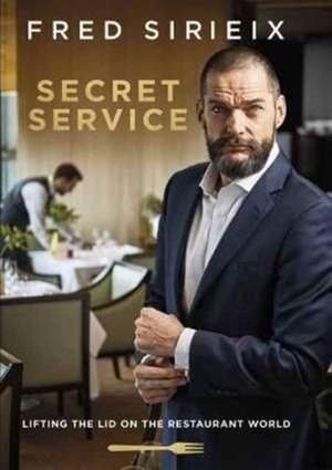 Sirieix, F: Secret Service imagine