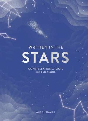 Written in the Stars: Constellations, Facts and Folklore imagine