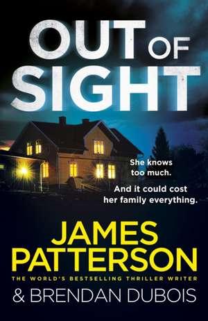 Out of Sight de James Patterson