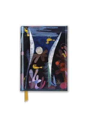 Paul Klee: Landscape with Yellow Birds (Foiled Pocket Journal) de Flame Tree Studio