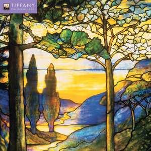 Tiffany Wall Calendar 2020 (Art Calendar) de Flame Tree Studio