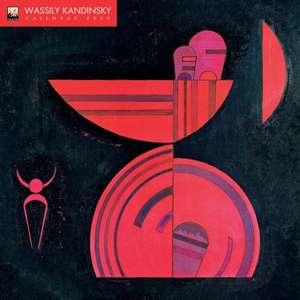 Wassily Kandinsky Wall Calendar 2020 (Art Calendar) de Flame Tree Studio