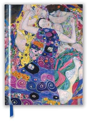 Gustav Klimt: The Virgin (Blank Sketch Book) de Flame Tree Studio