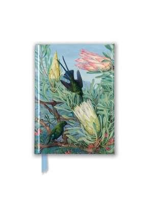 Kew Gardens' Marianne North: Foliage and Flowers (Foiled Pocket Journal) de Flame Tree Studio