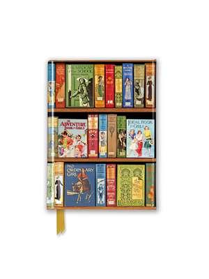Bodleian Libraries: Girls Adventure Book (Foiled Pocket Journal) de Flame Tree Studio