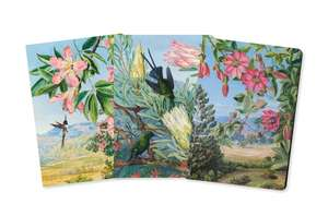 Kew Gardens' Marianne North Mini Notebook Collection de Flame Tree Studio