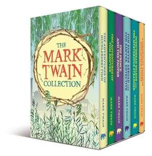 The Mark Twain Collection (Box Set) de Mark Twain