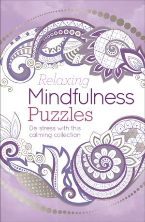 Relaxing Mindfulness Puzzles de Eric Saunders