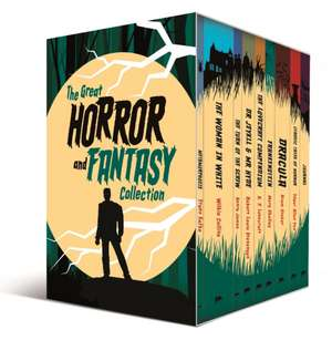 The Great Horror and Fantasy Collection de Various Authors