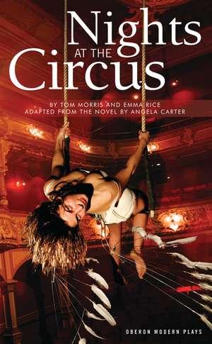 Nights at the Circus de Angela Carter
