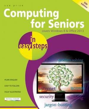 Computing for Seniors in easy steps imagine