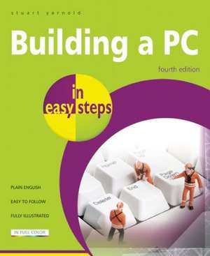 Building a PC in easy steps imagine