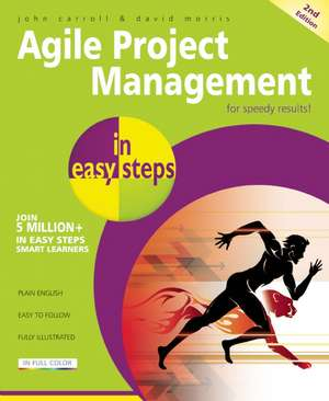 Agile Project Management in easy steps imagine