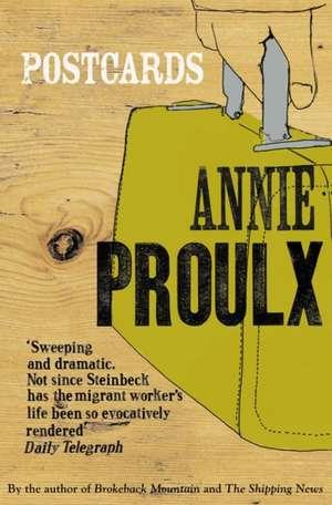 Postcards de Annie Proulx