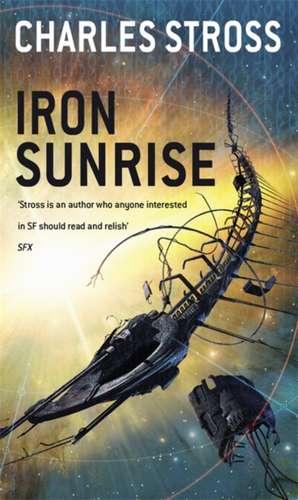 Iron Sunrise de Charles Stross