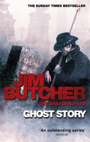 Ghost Story de Jim Butcher