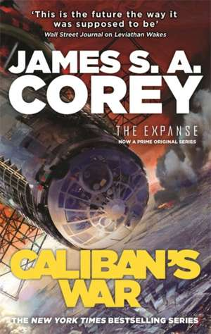 Caliban's War de James S. A. Corey