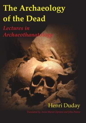 The Archaeology of the Dead imagine