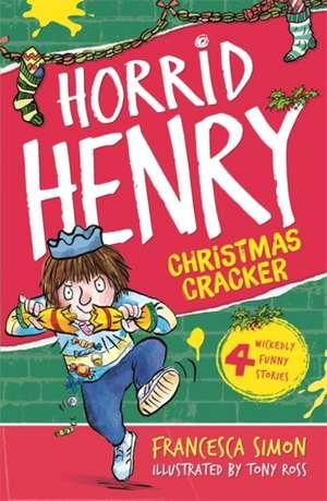 Horrid Henry's Christmas Cracker de Francesca Simon