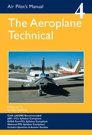 Air Pilot's Manual - Aeroplane Technical - Principles of Flight, Aircraft General, Flight Planning & Performance de Dorothy Saul-Pooley