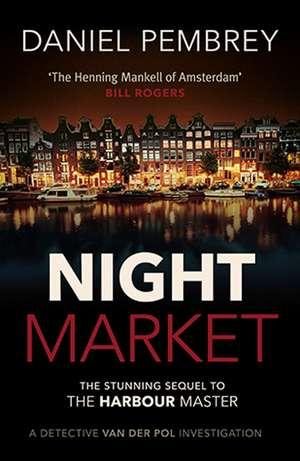Night Market de Daniel Pembrey