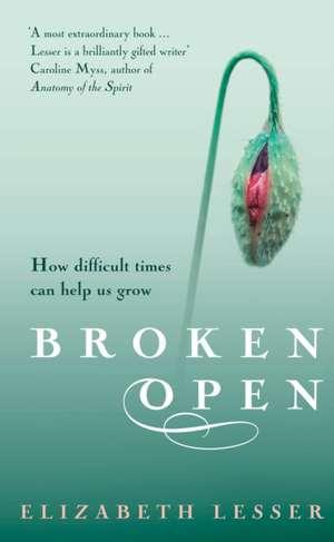 Broken Open imagine