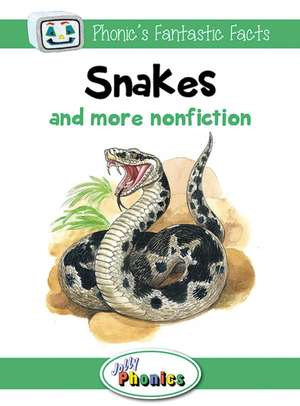 Snakes and More Nonfiction