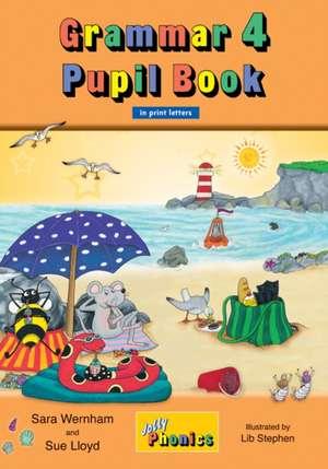Grammar 4 Pupil Book de Sara Wernham