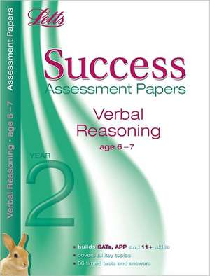 Verbal Reasoning Age 6-7
