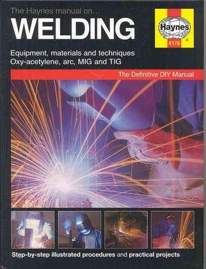 Haynes Manual on Welding