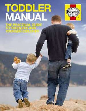 Banks, D: Toddler Manual