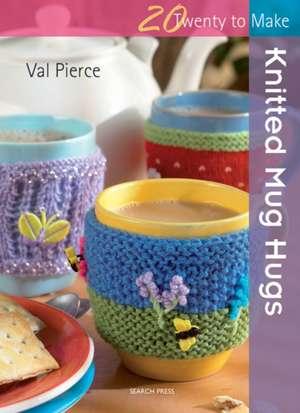 Knitted Mug Hugs de Val Pierce