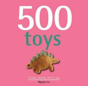Le, N: 500 Toys de Nguyen Le