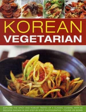Korean Vegetarian de Young Jin Song