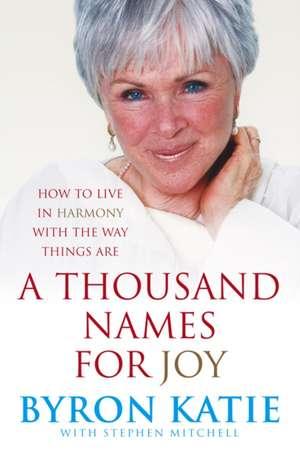 A Thousand Names For Joy