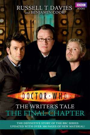 Doctor Who: The Writer's Tale: The Final Chapter imagine