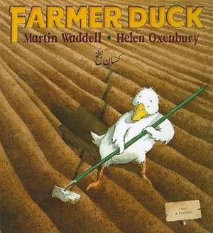 Farmer Duck in Urdu and English de Martin Waddell
