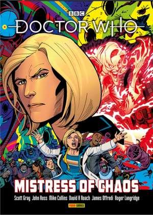 Doctor Who: Mistress Of Chaos de Scott Gray