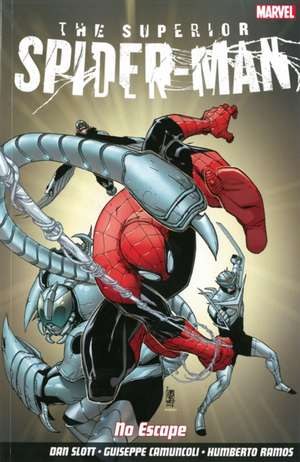 Superior Spider-man: No Escape de Humberto Ramos