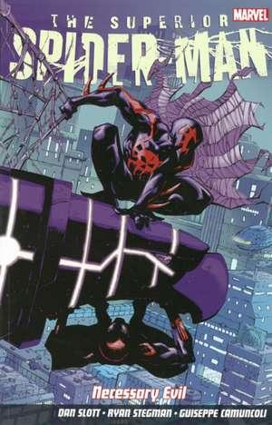 Superior Spider-man Vol. 4: Necessary Evil de Dan Slott
