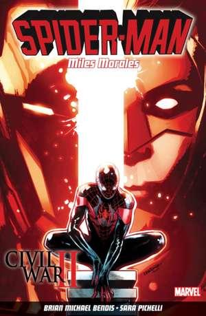 Spider-man: Miles Morales Vol. 2: Civil War Ii de Brian Michael Bendis