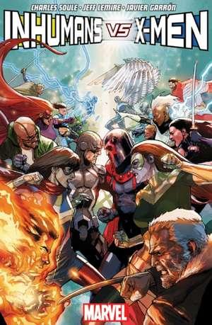 Inhumans Vs. X-men imagine