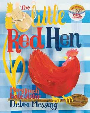 Little Red Hen PB W CD