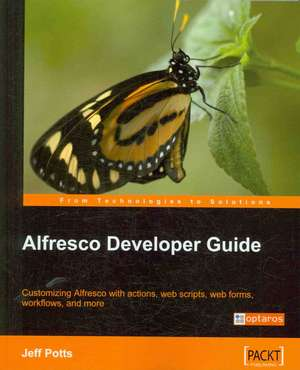 Alfresco Developer Guide