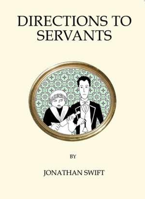 Directions to Servants de Jonathan Swift