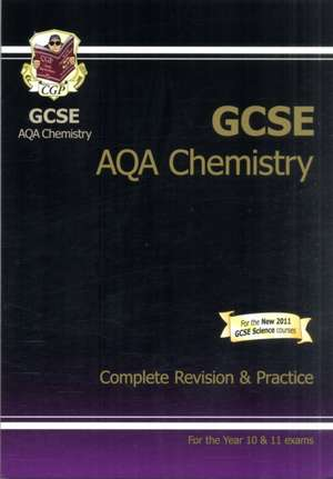 GCSE Chemistry AQA Complete Revision & Practice