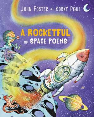 Rocketful of Space Poems